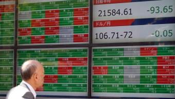 Bolsas de Asia cierran al alza tras anuncio