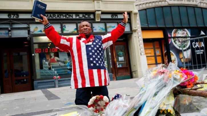 boston aniversario atentado maraton homenajes quinto