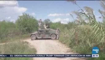 Bush y Obama también mandaron a Guardia Nacional a la frontera con México