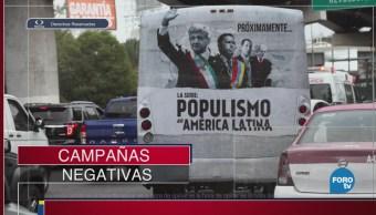 Campañas negativas buenas o malas para la democracia