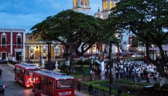 Continúan las altas temperaturas tras paso de frente frío en Campeche
