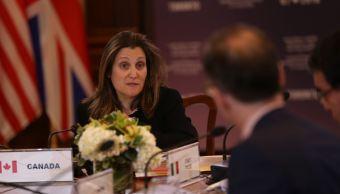 Canadá cuestiona a EU por cláusula de caducidad durante renegociación de TLCAN