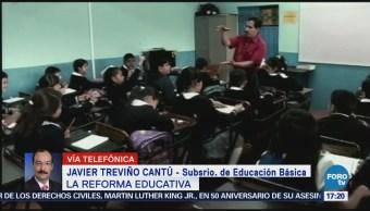 Candidatos no tienen información clara sobre reforma educativa