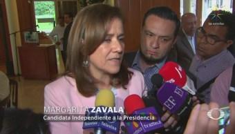 Candidatos presidenciales se pronuncian tras mensaje de EPN