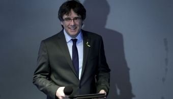 Puigdemont pide a España permitir investidura de Jordi Sànchez