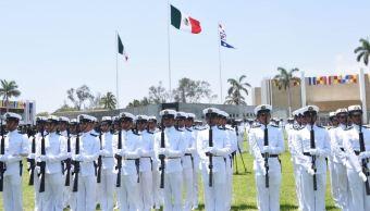 Marina conmemora gesta heroica de 1914 en el puerto de Veracruz