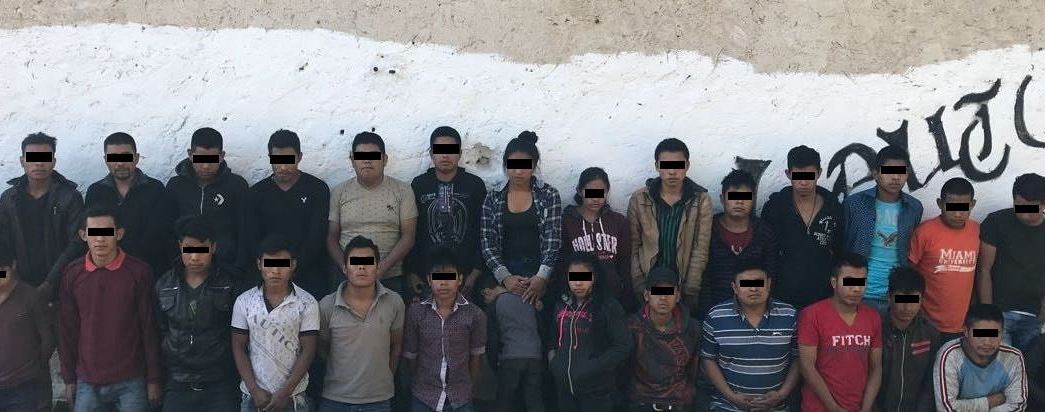 rescatan migrantes jimenez agencia estatal guatemaltecos