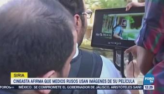 Cineasta acusa a medios rusos de usar imágenes de su película por caso Siria