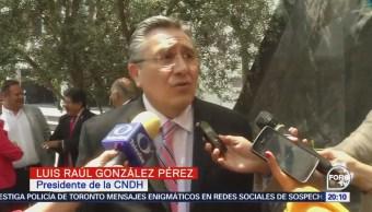 CNDH condena asesinato de estudiantes de cine en Jalisco