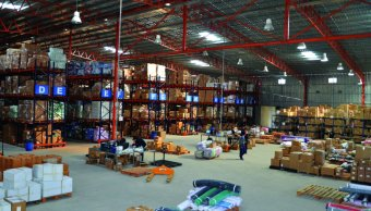 Confianza empresarial de manufacturas continúa con avance en marzo