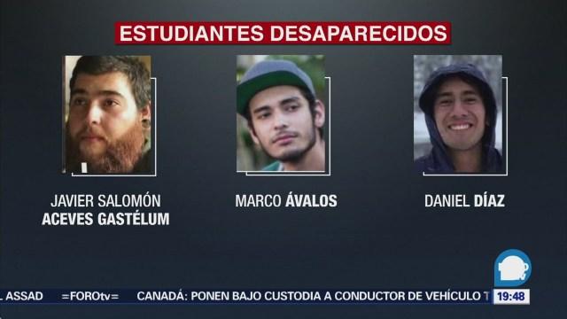 Confirman Muerte Tres Estudiantes Cine Desaparecidos Jalisco