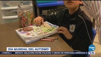 Conmemoran Día Mundial Autismo