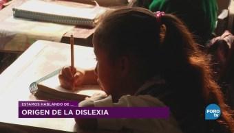 Dificultades Dislexia Aprendizaje Niños Educación Psicología UNAM