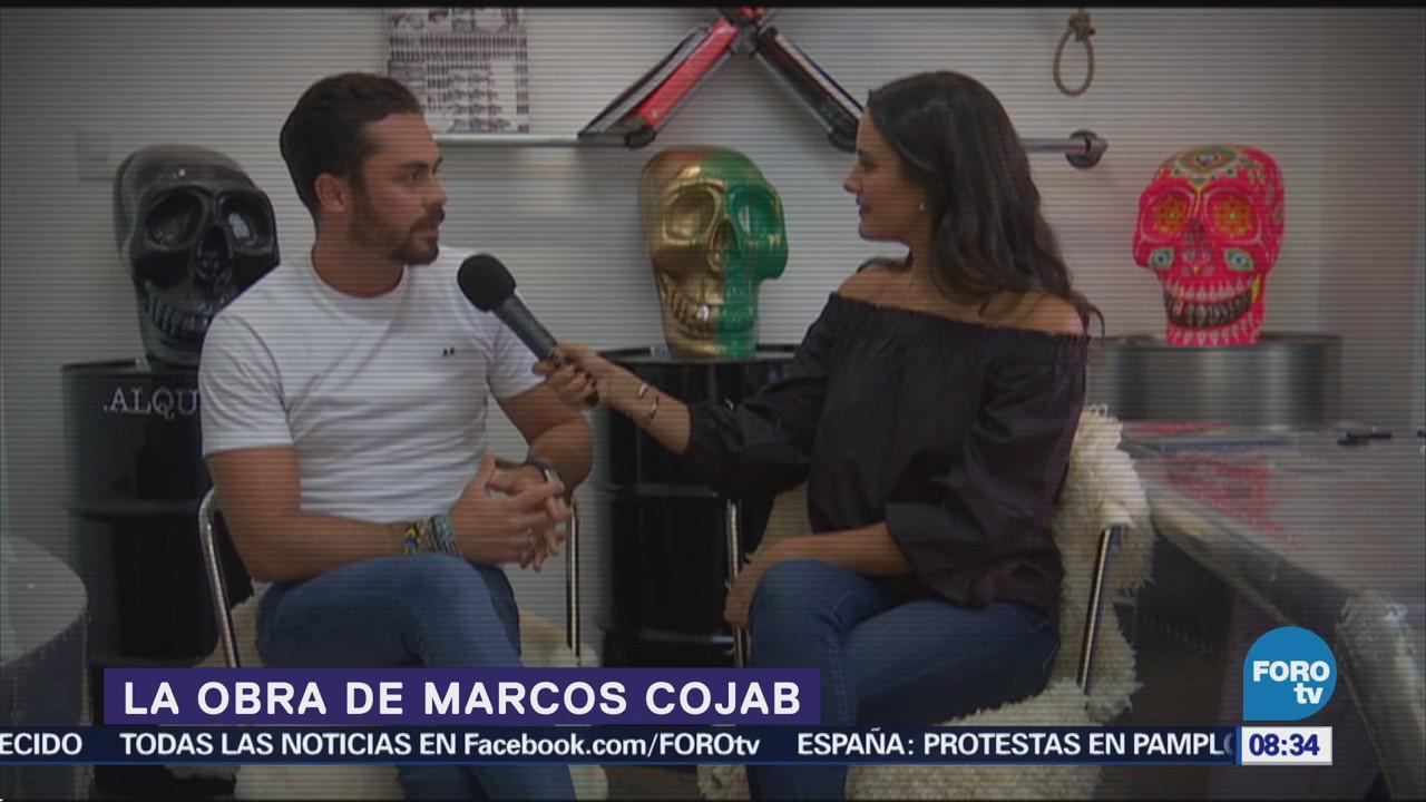 Conociendo la obra de Marcos Cojab | Noticieros Televisa