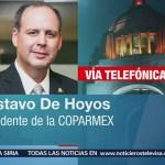 Coparmex Candidatos Participación Sociedad Cambios México