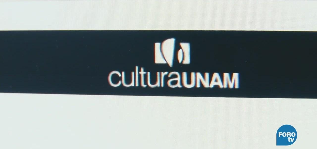Cultura UNAM, a un clic de distancia