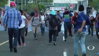 Crece Tensión Nicaragua Protestas Gobierno Reforma Pensiones