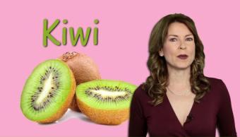 Cuide su salud en 1 minuto: Kiwi previene higado graso- Haphefobia
