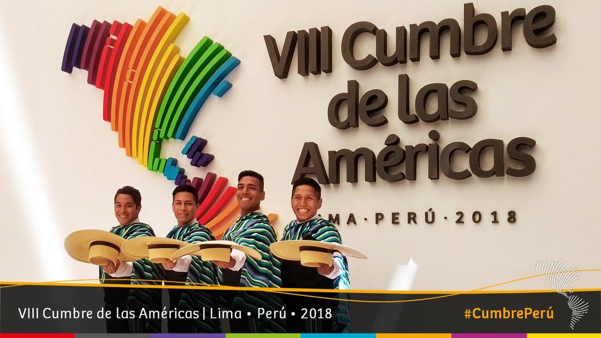 El lado B de la VIII Cumbre de las Américas [FOTOS]