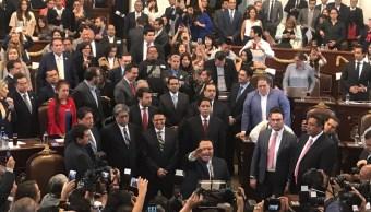 Toman protesta 9 nuevos delegados en la Ciudad de México