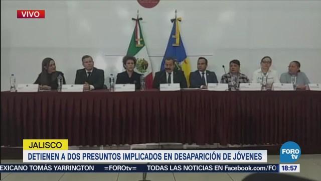 Detienen Dos Implicados Desaparición Estudiantes Tonalá