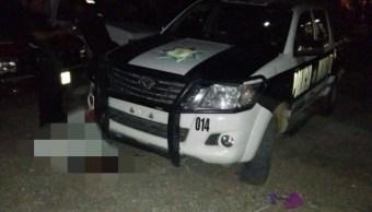 Detienen a presunto asesino del director de la Policía Municipal de Chilapa, Guerrero