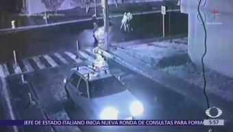 Difunden presunto secuestro de un hombre en Tecámac, Edomex