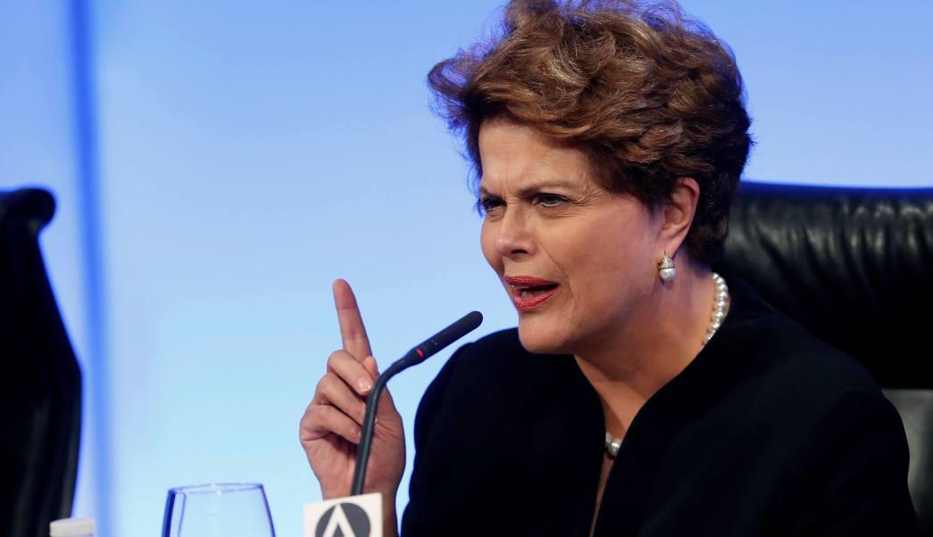Rousseff: No retiraremos candidatura de Lula, lucharemos por ella
