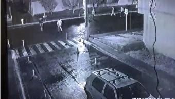 Divulgan video de secuestro en calles de Tecámac, Estado de México