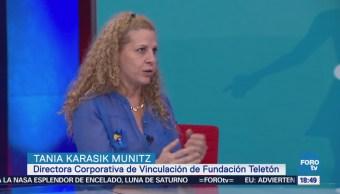 Autismo Condición Personas Tania Karasik Fundación Teletón