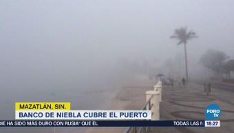 Banco Neblina Cubre Mazatlán