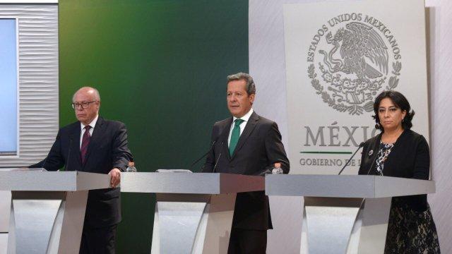 Gobierno Federal no investiga vuelos privados, dice Eduardo Sánchez