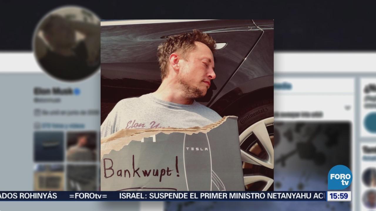 Elon Musk Quiebra April Fools