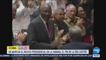 En marcha el relevo presidencial en La Habana fin de la era Castro