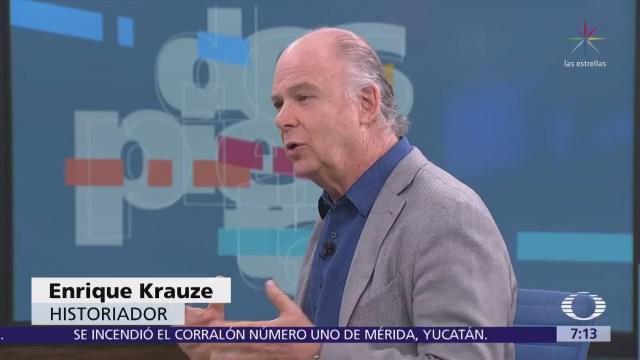 Enrique Krauze presenta en Despierta su libro 'El pueblo soy yo'
