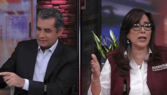 Campañas, reforma educativa y 'El Bronco' en 'Si Me Dicen No Vengo'