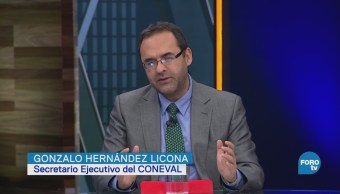 Entrevista Gonzalo Hernández Licona, Consejo Nacional