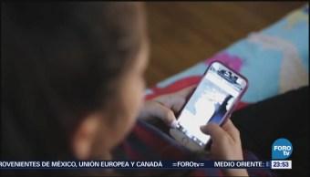 Niños adictos al internet