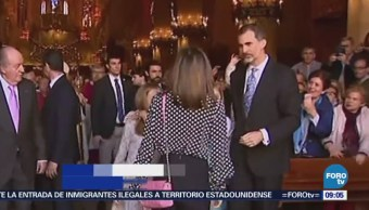 Escándalo Monarquía Española Corresponsal En España Yolanda Fernández