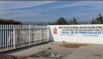 CNTE suspende clases en escuelas de Oaxaca, Chiapas y Michoacán