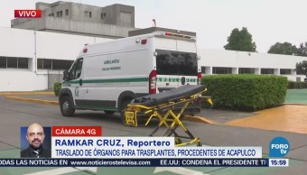 Especialistas Aguardan Órganos Trasplantar