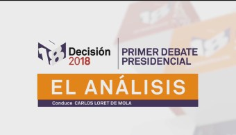 Especialistas Analizan Primer Debate Candidatos Presidenciales