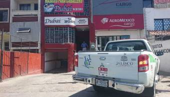 Suman nueve estéticas cateadas en Jalisco, vinculadas a tía de estudiante desaparecido