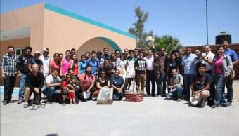 Alumnos de la UABCS diseñan cocina solar