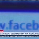 Facebook amplía a 87 millones de usuarios a cuyos datos accedió consultora