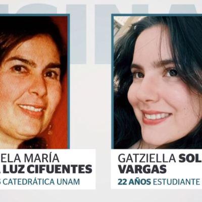 Investigan feminicidios de catedrática de la UNAM y su hija, en Álvaro Obregón