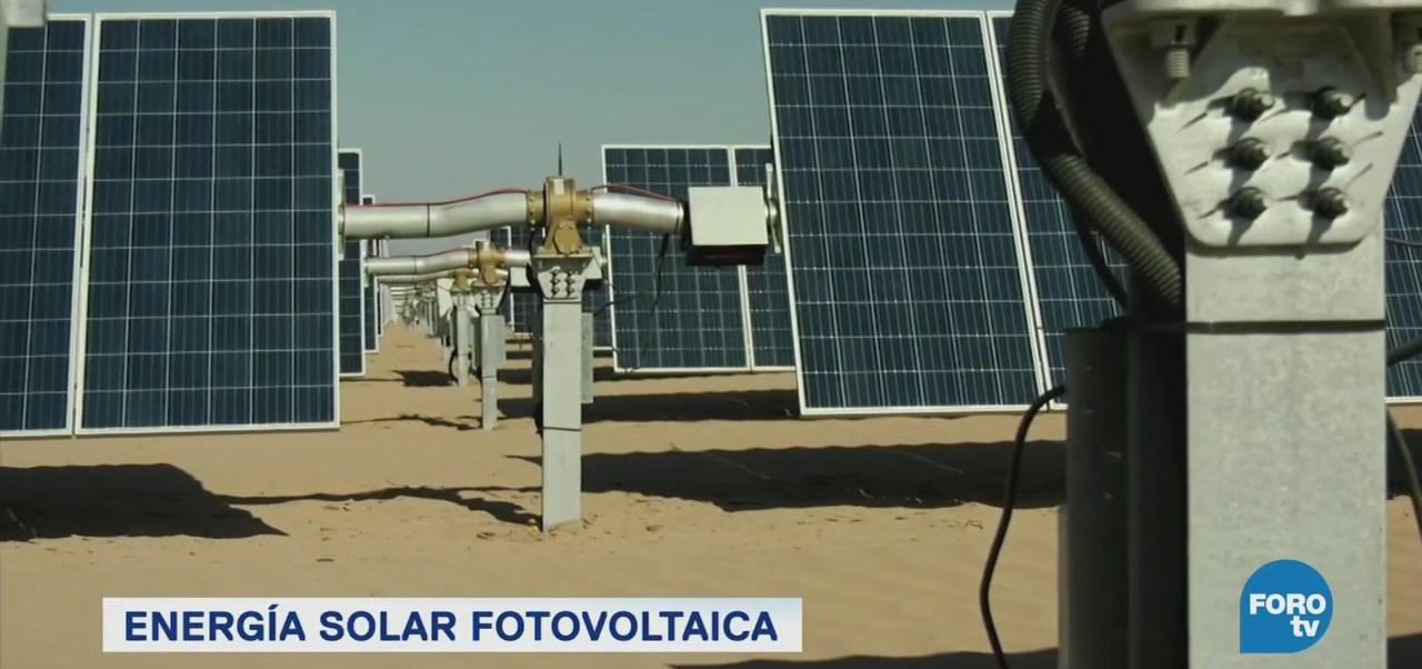 Parque Solar Villanueva Desierto De Coahuila