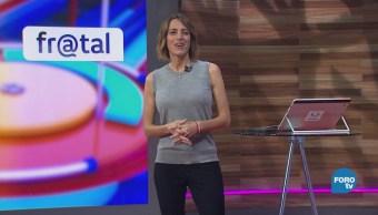 Fractal: Programa del 16 de abril de 2018