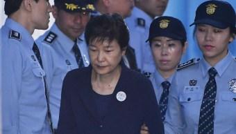 Condenan a 24 años de prisión a Park Geun-hye por corrupción