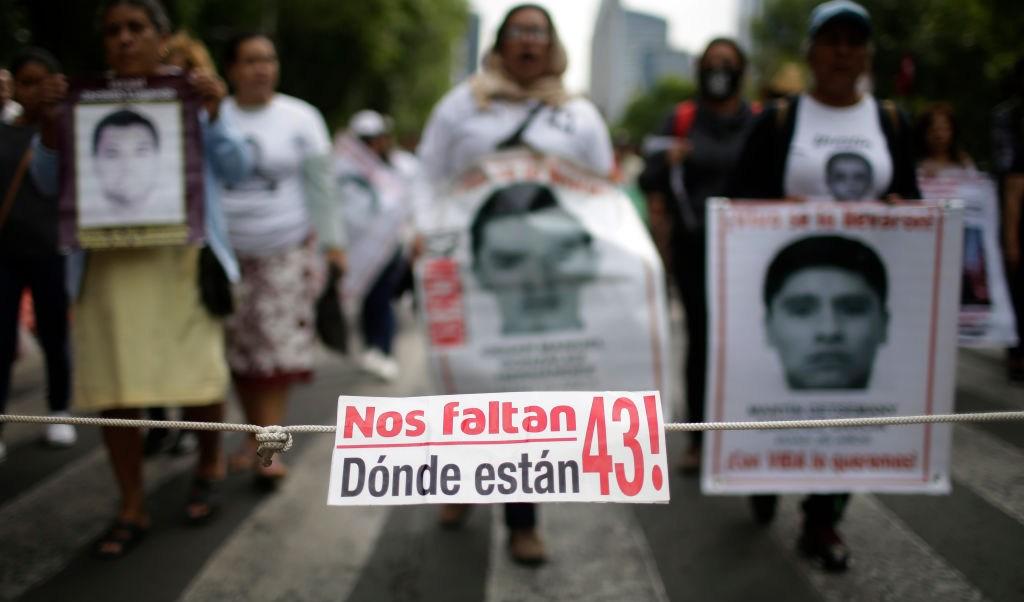 Caso Ayotzinapa fue resultado de una confusión, revela la DEA